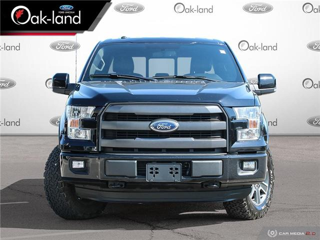 2016 Ford F-150 Lariat (Stk: R3424) in Oakville - Image 2 of 27