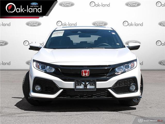 2017 Honda Civic Sport (Stk: A3117A) in Oakville - Image 2 of 27