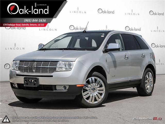 2010 Lincoln MKX Base (Stk: 9X031A) in Oakville - Image 1 of 27