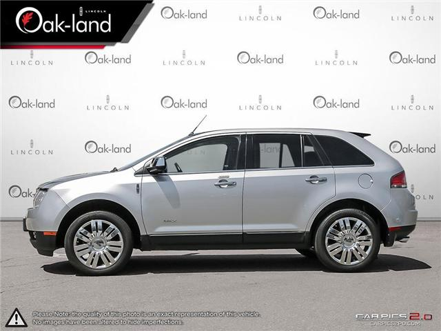 2010 Lincoln MKX Base (Stk: 9X031A) in Oakville - Image 3 of 27