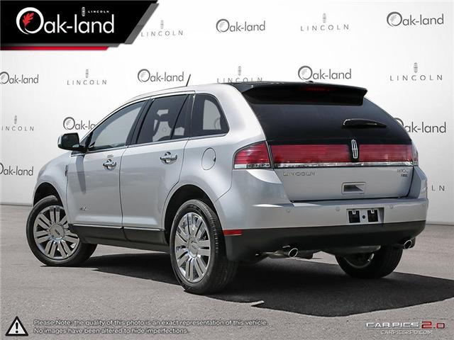 2010 Lincoln MKX Base (Stk: 9X031A) in Oakville - Image 4 of 27