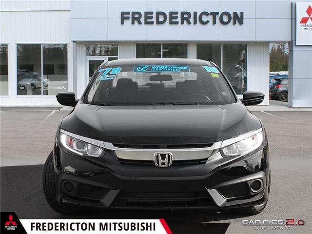 2018 Honda Civic SE (Stk: 180951A) in Fredericton - Image 2 of 23