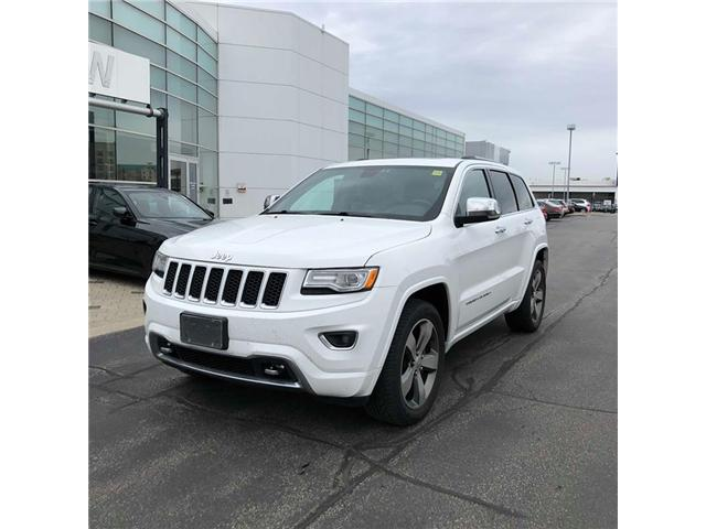 2015 Jeep Grand Cherokee Overland (Stk: T680075A) in Oakville - Image 1 of 9