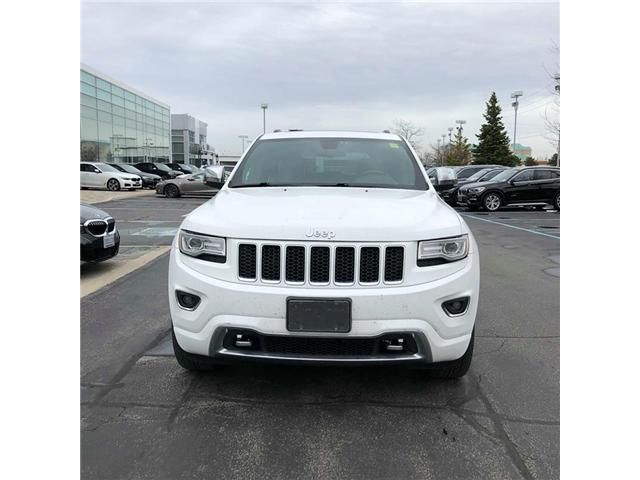 2015 Jeep Grand Cherokee Overland (Stk: T680075A) in Oakville - Image 2 of 9