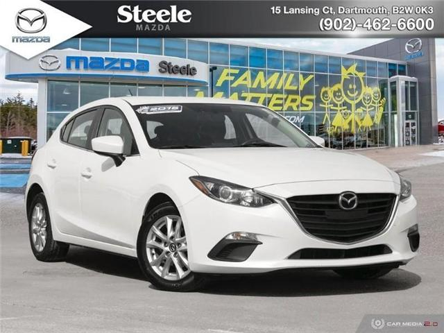 2016 Mazda Mazda3 GS (Stk: M2719) in Dartmouth - Image 1 of 25
