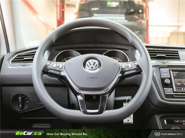 2019 Volkswagen Tiguan Trendline (Stk: 190514A) in Fredericton - Image 13 of 24