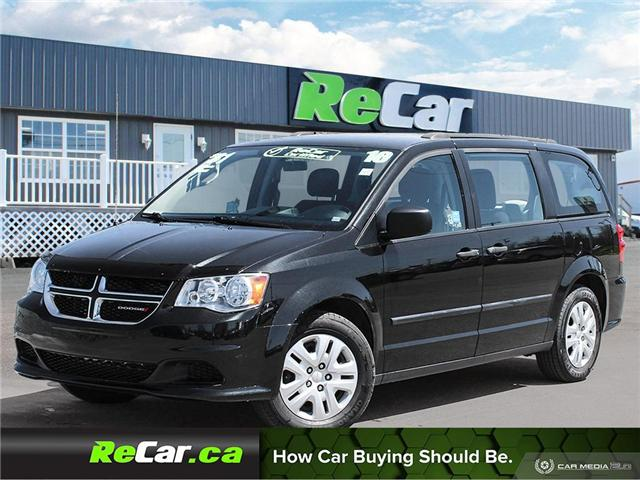 2016 Dodge Grand Caravan  (Stk: 190355A) in Fredericton - Image 1 of 25