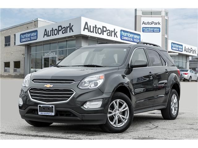 2017 Chevrolet Equinox LT (Stk: ) in Mississauga - Image 1 of 18
