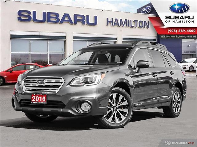 2016 Subaru Outback 3.6R Limited Package (Stk: S7612A) in Hamilton - Image 1 of 27