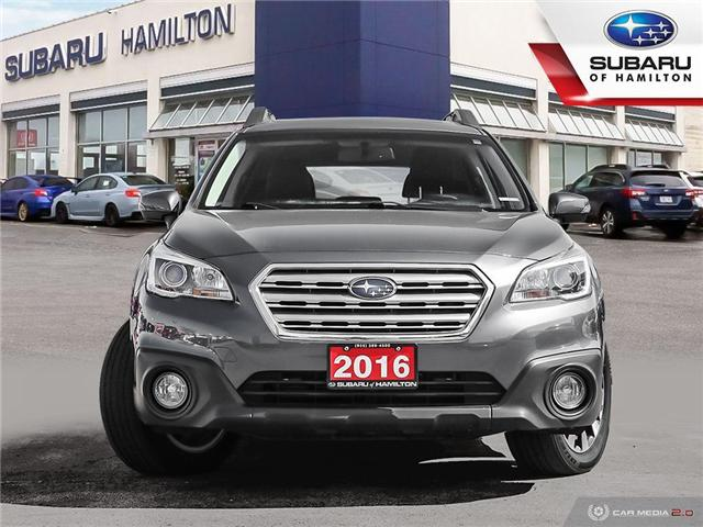 2016 Subaru Outback 3.6R Limited Package (Stk: S7612A) in Hamilton - Image 2 of 27