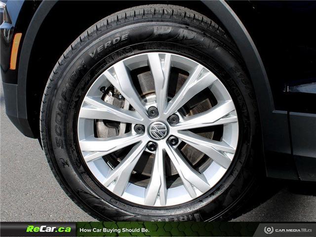 2019 Volkswagen Tiguan Trendline (Stk: 190513A) in Saint John - Image 6 of 25