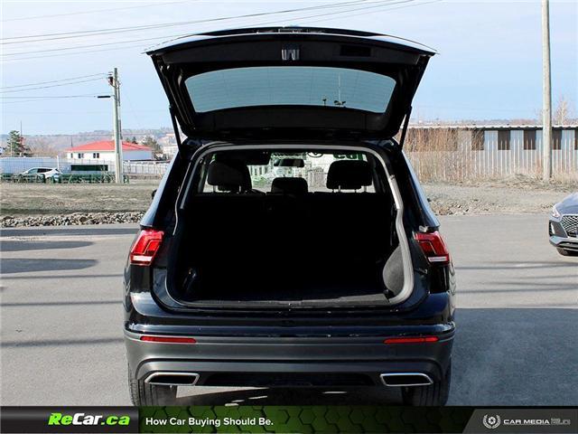 2019 Volkswagen Tiguan Trendline (Stk: 190513A) in Saint John - Image 10 of 25