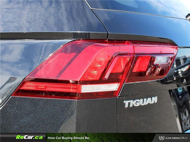 2019 Volkswagen Tiguan Trendline (Stk: 190513A) in Saint John - Image 12 of 25