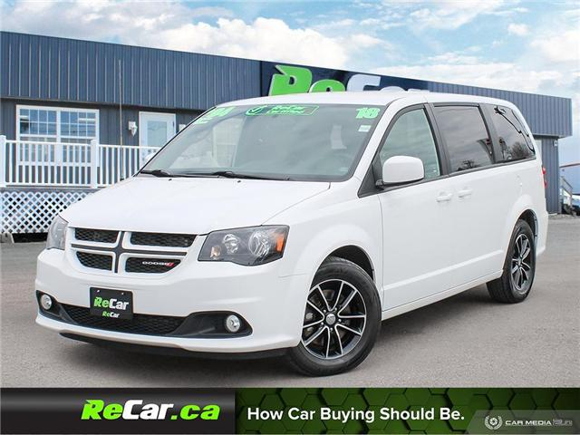 2018 Dodge Grand Caravan GT (Stk: 190512A) in Saint John - Image 1 of 23