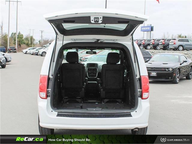 2018 Dodge Grand Caravan GT (Stk: 190512A) in Saint John - Image 9 of 23