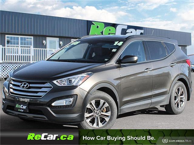 2014 Hyundai Santa Fe Sport 2.4 Premium (Stk: 190481A) in Saint John - Image 1 of 22