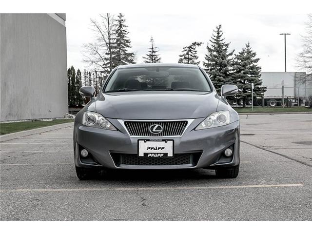 2012 Lexus IS 250 Base (Stk: U5290AA) in Mississauga - Image 2 of 22
