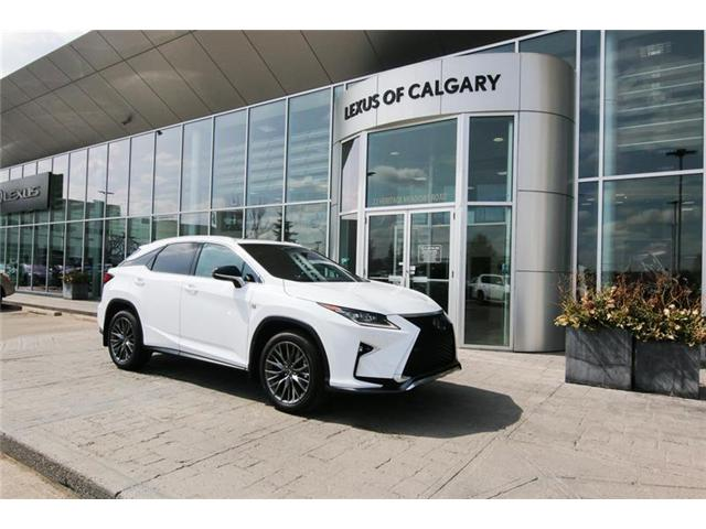 2019 Lexus RX 350 Base (Stk: 190281) in Calgary - Image 1 of 16