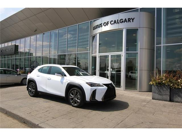 2019 Lexus UX 200 Base (Stk: 190375) in Calgary - Image 1 of 14