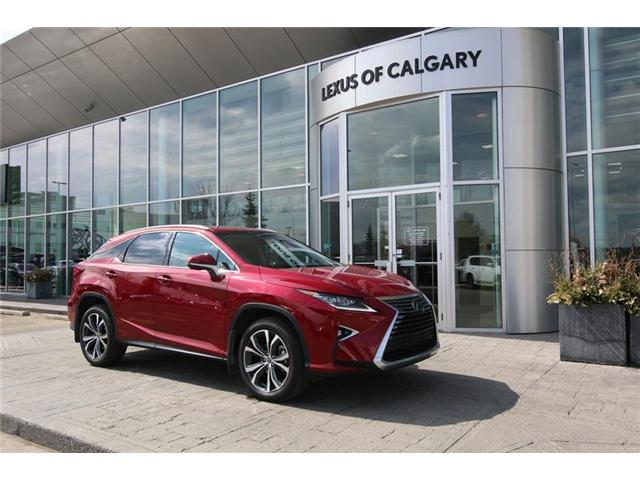 2019 Lexus RX 350 Base (Stk: 190383) in Calgary - Image 1 of 14