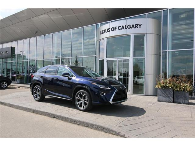 2019 Lexus RX 350 Base (Stk: 190406) in Calgary - Image 1 of 15