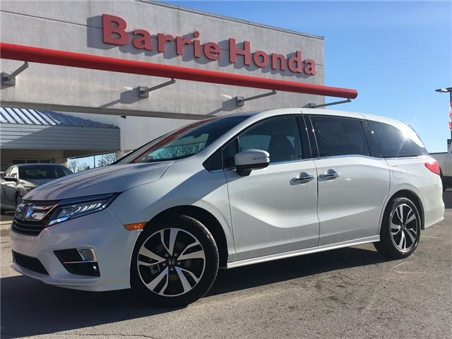 2019 Honda Odyssey Touring (Stk: 19088) in Barrie - Image 1 of 17