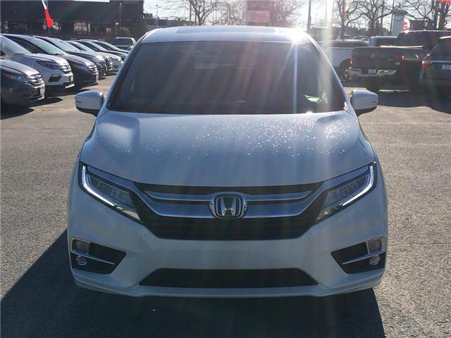 2019 Honda Odyssey Touring (Stk: 19088) in Barrie - Image 2 of 17