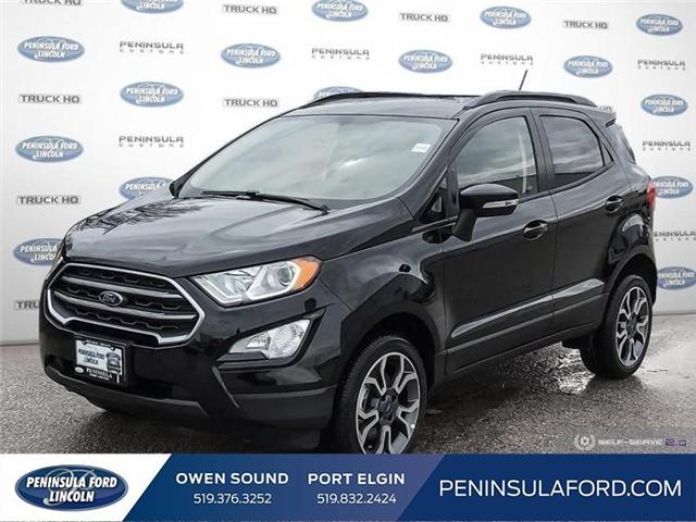 2018 Ford EcoSport SE (Stk: 18EC21) in Owen Sound - Image 1 of 24