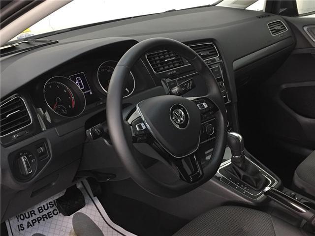2018 Volkswagen Golf 1.8 TSI Comfortline (Stk: 34893J) in Belleville - Image 15 of 27