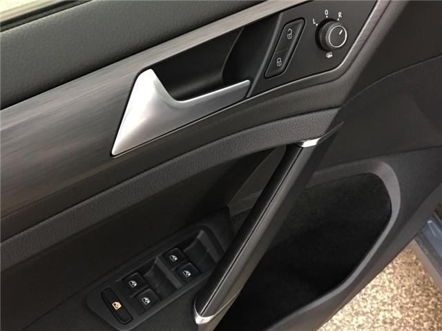 2018 Volkswagen Golf 1.8 TSI Comfortline (Stk: 34893J) in Belleville - Image 20 of 27