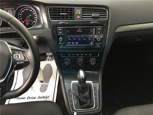 2018 Volkswagen Golf 1.8 TSI Comfortline (Stk: 34893J) in Belleville - Image 8 of 27