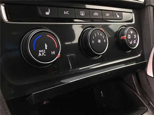 2018 Volkswagen Golf 1.8 TSI Comfortline (Stk: 34893J) in Belleville - Image 16 of 27