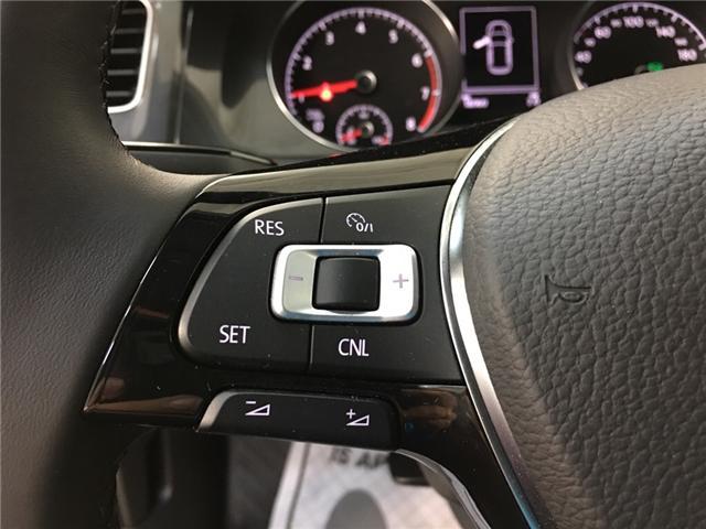 2018 Volkswagen Golf 1.8 TSI Comfortline (Stk: 34893J) in Belleville - Image 12 of 27