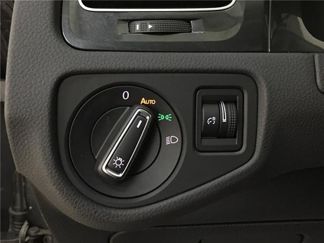 2018 Volkswagen Golf 1.8 TSI Comfortline (Stk: 34893J) in Belleville - Image 18 of 27