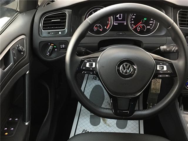 2018 Volkswagen Golf 1.8 TSI Comfortline (Stk: 34893J) in Belleville - Image 14 of 27