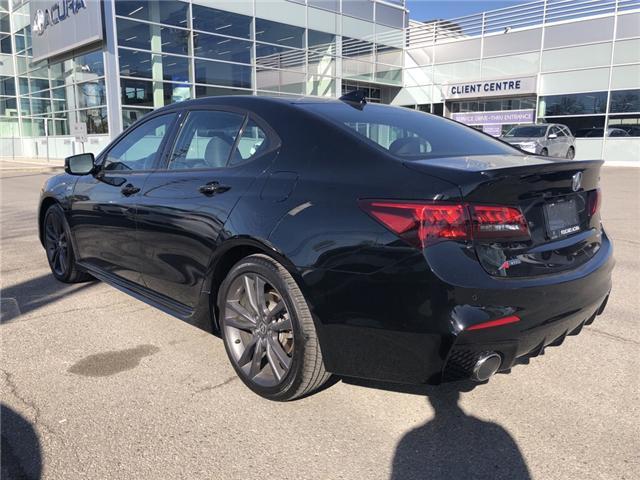 2019 Acura TLX Elite A-Spec (Stk: 801151) in Brampton - Image 2 of 6