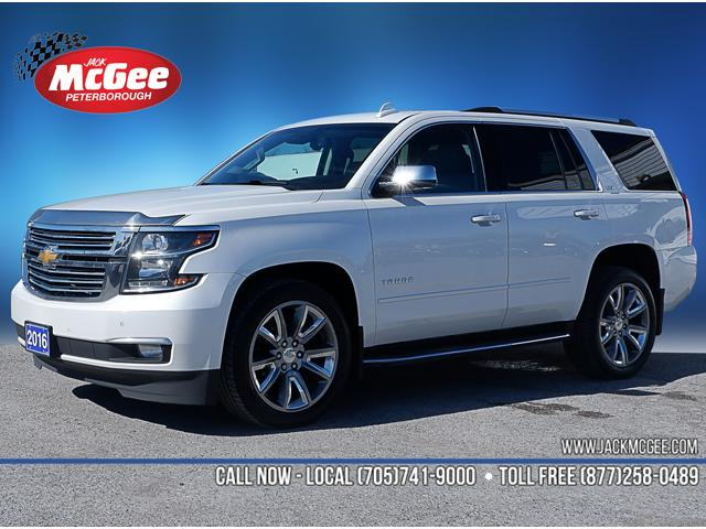 2016 Chevrolet Tahoe LTZ (Stk: 19027A) in Peterborough - Image 1 of 19
