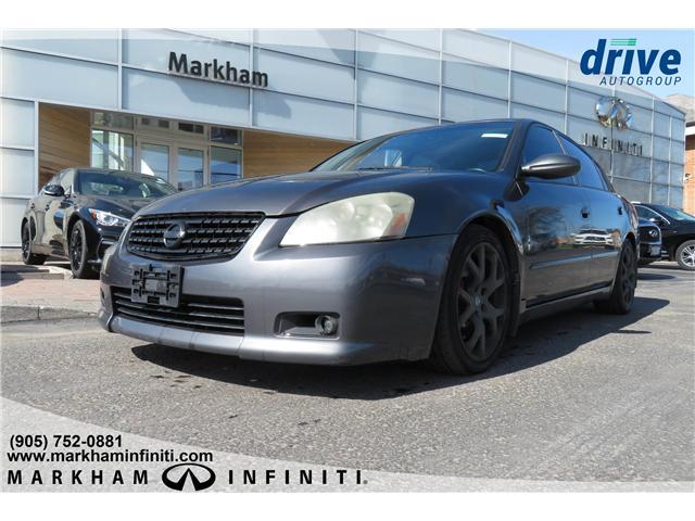 2005 Nissan Altima 3.5 SE-R (Stk: K552A) in Markham - Image 1 of 23