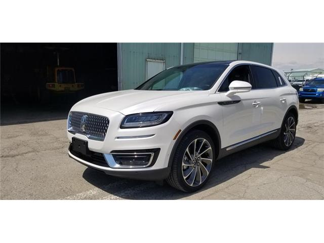 2019 Lincoln Nautilus Reserve (Stk: 19NS1850) in Unionville - Image 3 of 17