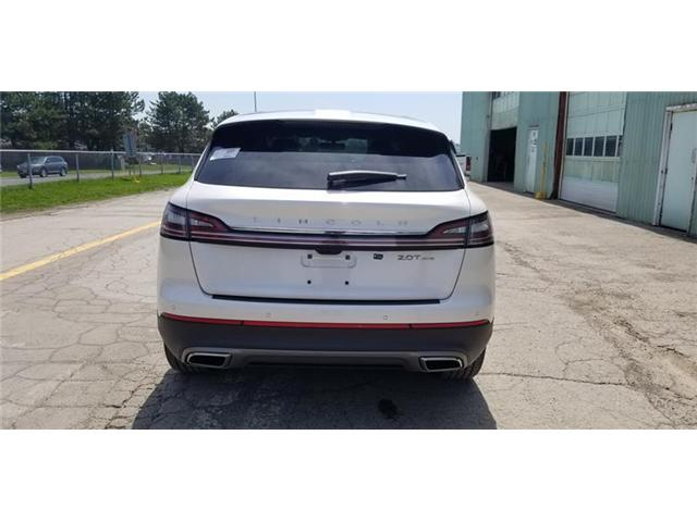2019 Lincoln Nautilus Reserve (Stk: 19NS1850) in Unionville - Image 6 of 17