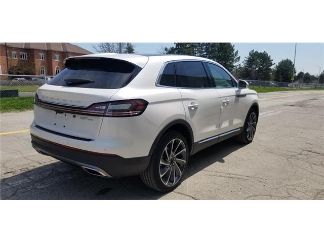 2019 Lincoln Nautilus Reserve (Stk: 19NS1850) in Unionville - Image 7 of 17