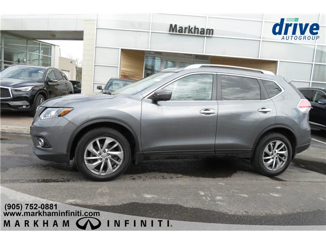 2015 Nissan Rogue SL (Stk: K776A) in Markham - Image 2 of 25