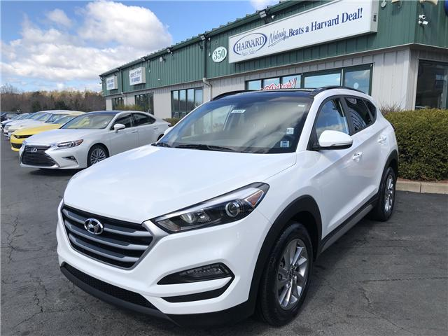 2018 Hyundai Tucson SE 2.0L (Stk: 10363) in Lower Sackville - Image 1 of 22