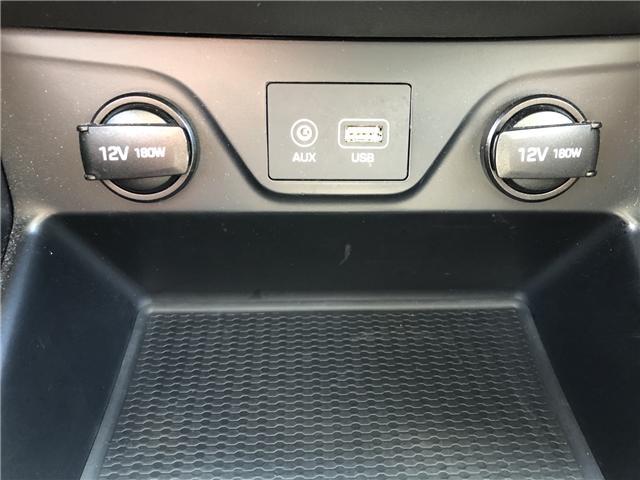 2018 Hyundai Tucson SE 2.0L (Stk: 10363) in Lower Sackville - Image 20 of 22
