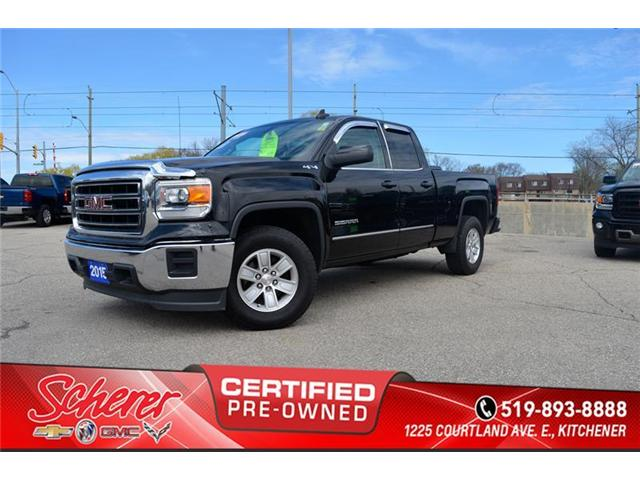 2015 GMC Sierra 1500 SLE (Stk: 1816520A) in Kitchener - Image 1 of 9