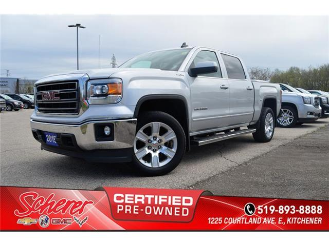 2015 GMC Sierra 1500 SLE (Stk: 1817110A) in Kitchener - Image 1 of 9