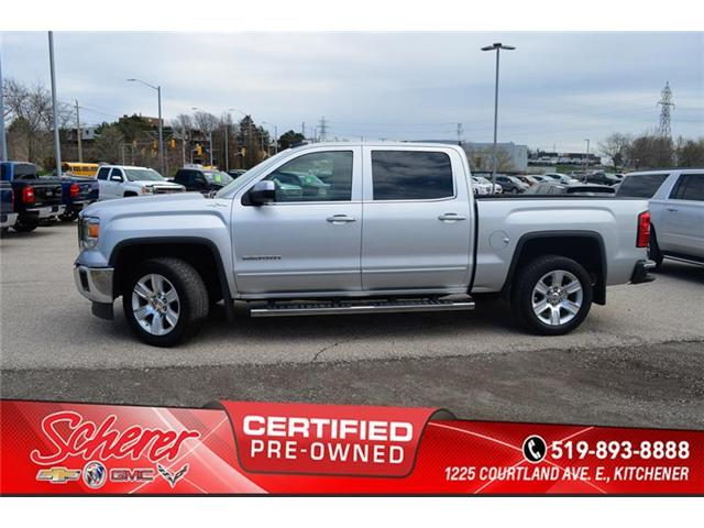 2015 GMC Sierra 1500 SLE (Stk: 1817110A) in Kitchener - Image 2 of 9