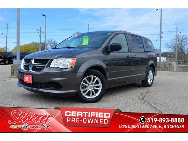 2016 Dodge Grand Caravan SE/SXT (Stk: 1817800A) in Kitchener - Image 1 of 10
