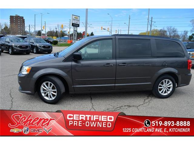 2016 Dodge Grand Caravan SE/SXT (Stk: 1817800A) in Kitchener - Image 2 of 10