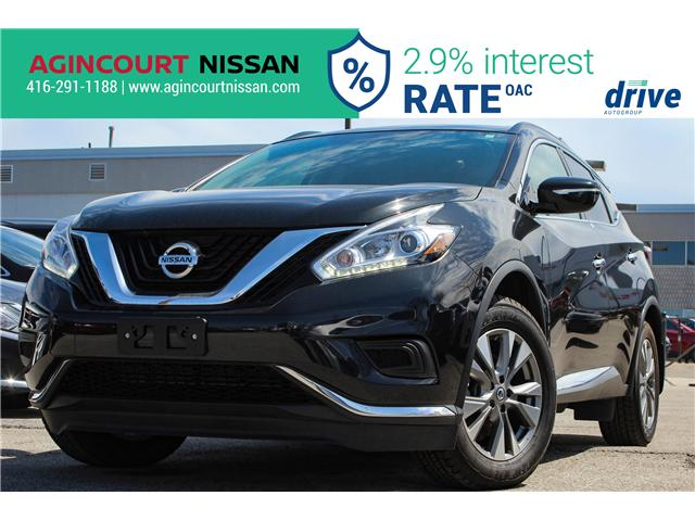 2015 Nissan Murano S (Stk: JN188941A) in Scarborough - Image 1 of 26